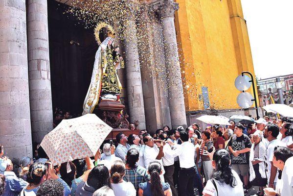 Pedirán por la Paz a la Virgen del Carmen