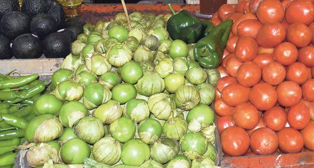 Subió 50% el kilo de tomate