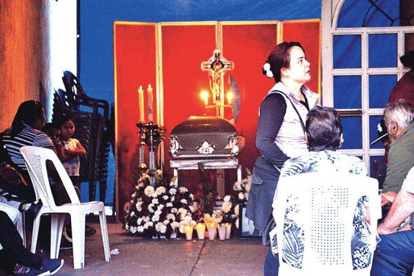Falleció la señora Beatriz Serrano