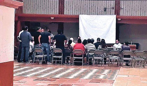 Plantean alternativas a comerciantes de Madero