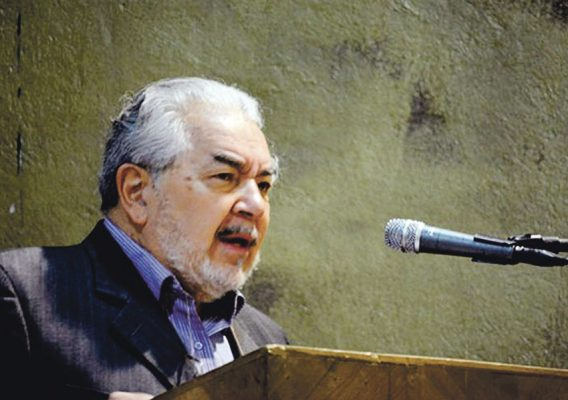 Viene García Ramírez a impartir una conferencia