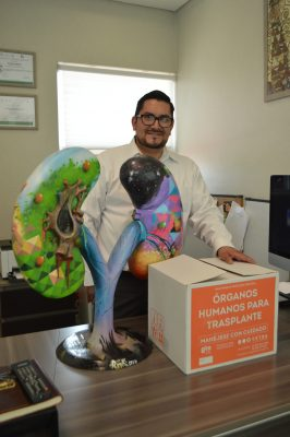 Disminuyen negativas para donar órganos en Guanajuato