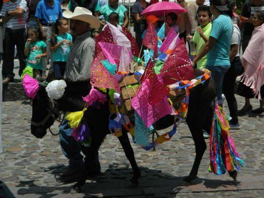 Preparan fiesta a San Miguel Arcángel