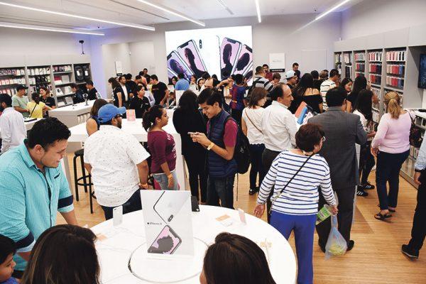 Inauguraron la primera Mac Store en Celaya