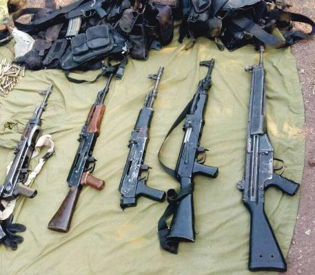 Urge atacar el tráfico de armas: Guerrero