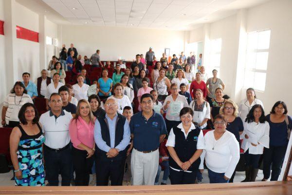 Gobierno Municipal clausura talleres