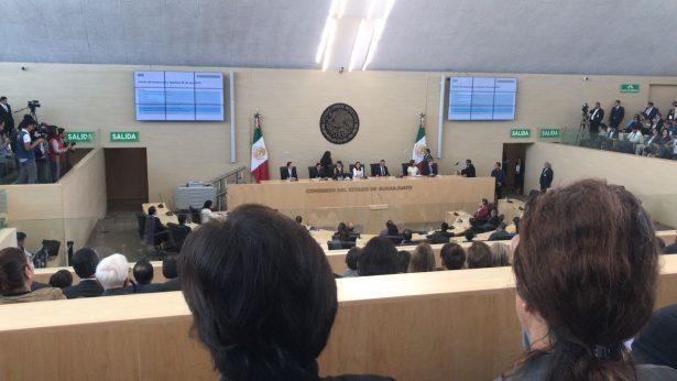 Quedó Instalada la LXIV Legislatura del estado de Guanajuato