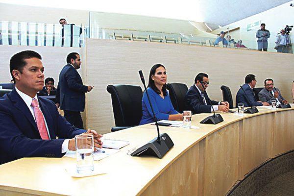 Presidirá Lorena Alfaro el Congreso