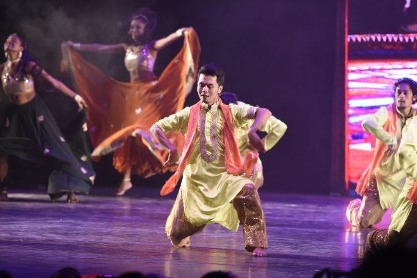 """Inicia FIC con """"un pasaje a Bollywood"""""""