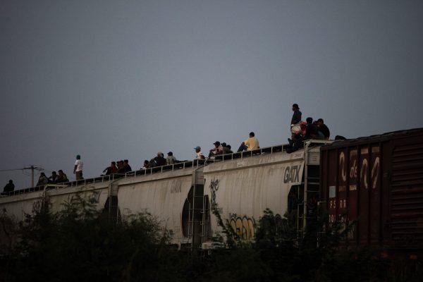 Aumentó el número de migrantes que pasan por Celaya
