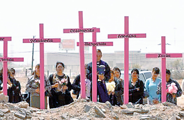 Piden alerta de genero ante crecimiento de feminicidios