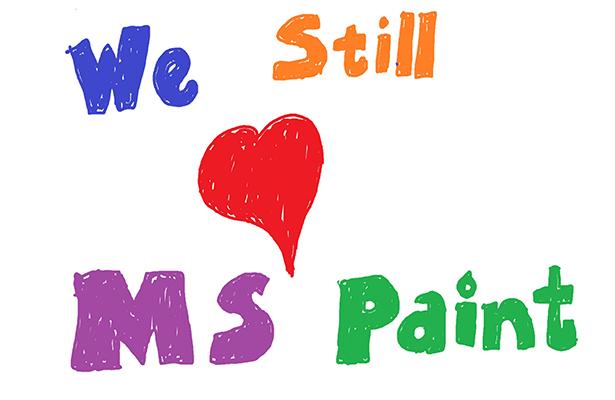 Gana la nostalgia y Microsoft decide que ¡Paint se queda!