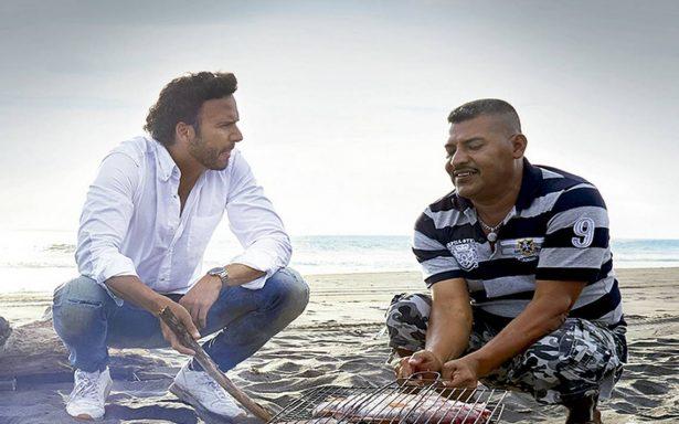 El chef Oropeza rinde tributo a los productores mexicanos