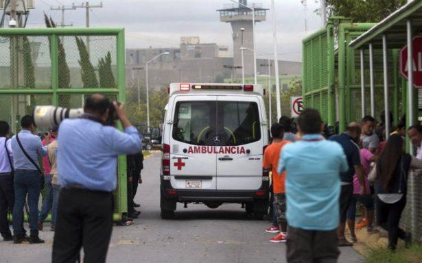 Identifican a 12 de las víctimas en penal de Cadereyta