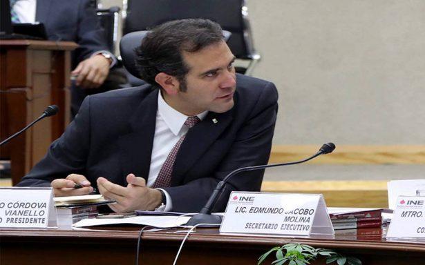 Existe desconfianza en las instituciones: Lorenzo Córdova