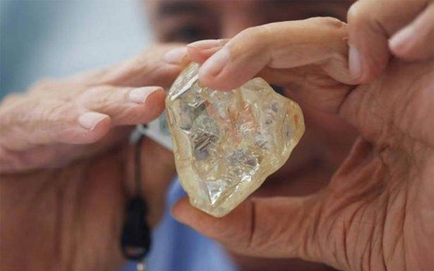 Sierra Leona sorprende de nuevo: hallan diamante de 476 quilates