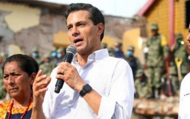 Peña Nieto supervisará en Chiapas avances en labores de ayuda por sismo