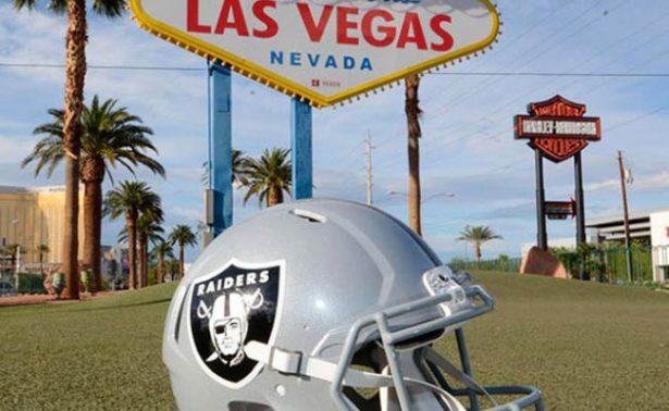 ¡Los Raiders de Oakland se mudan a Las vegas!