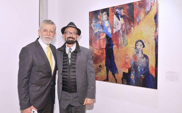 Galería Óscar Román da la bienvenida a tres huéspedes