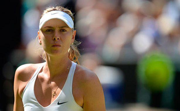Sharapova cerca de Roland Garros