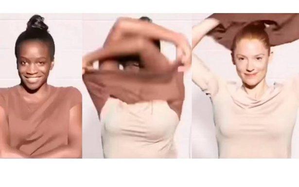 Critican anuncio de Dove por racista; modelo afroamericana lo defiende