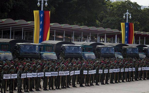 Renuncia el embajador de Venezuela ante la ONU