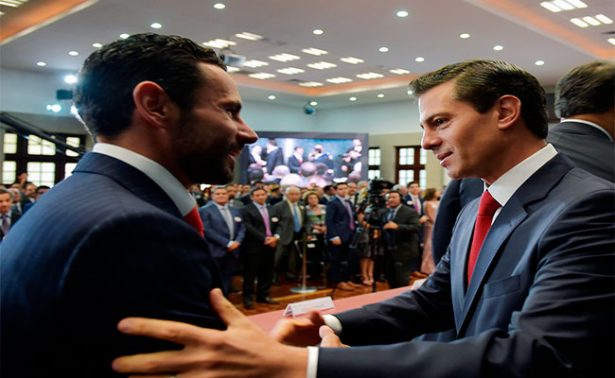 Mi gobierno estimula la libertad de expresión: Enrique Peña Nieto