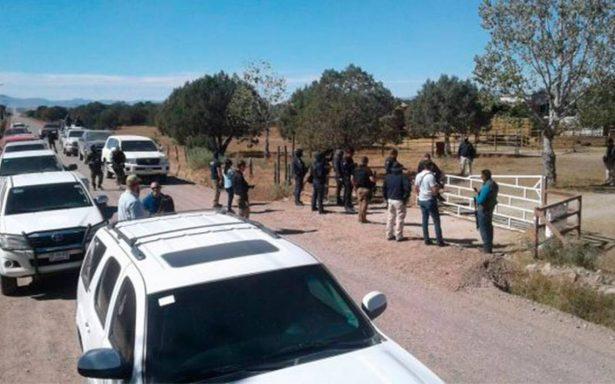 Detienen a pedófilo prófugo de la justicia de EU en Chihuahua