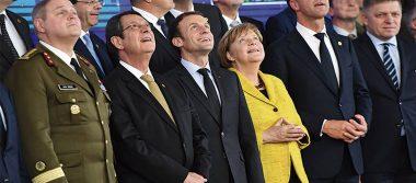 Unión Europea presenta proyecto de cooperación militar