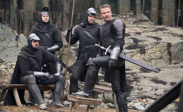 """Director de """"Rey Arturo"""" defiende actuación de David Beckham"""