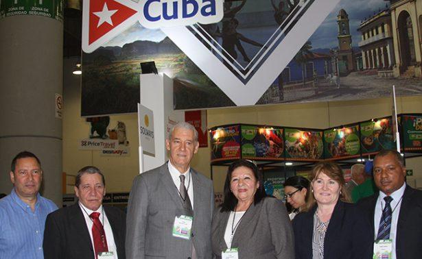 Presencia turística de Cuba en el Outlet Viaja y Vuela 2017