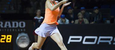 Sharapova en semifinales en el torneo de Stuttgart