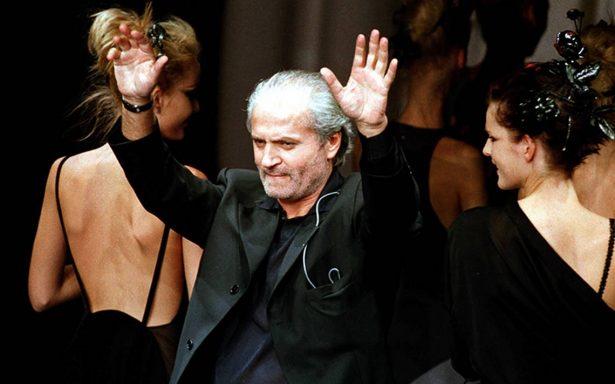 Familia Versace rechaza serie sobre Gianni; rechazan el guión