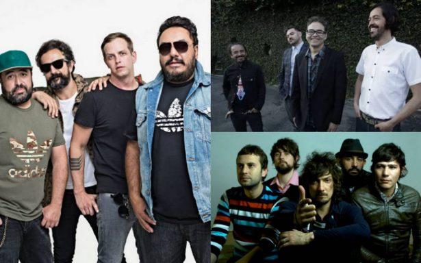 """Molotov, Café Tacvba y Zoé se unirán en concierto benéfico """"Amplifica"""""""