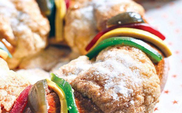 Inicia el año probando estas tres originales roscas de Reyes