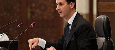 Presidente de Siria realiza sorpresiva aparición por festejo del Ramadán