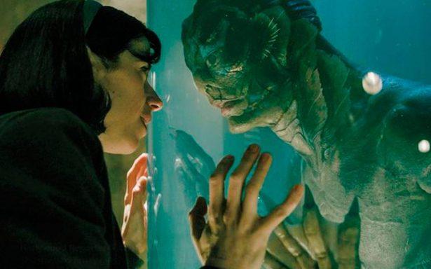 'La forma del agua' entre los nominados a mejor guión por la WGA