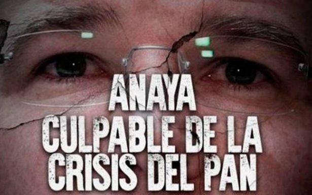 PAN culpa al PRI del hackeo de su cuenta de Twitter; 'no les tememos'