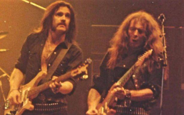 Muere Eddie Clarke, último miembro clásico de Motörhead