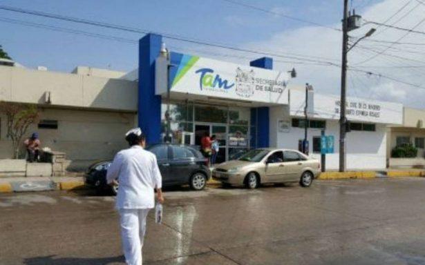 Suman cuatro denuncias por robos a hospitales en Tamaulipas