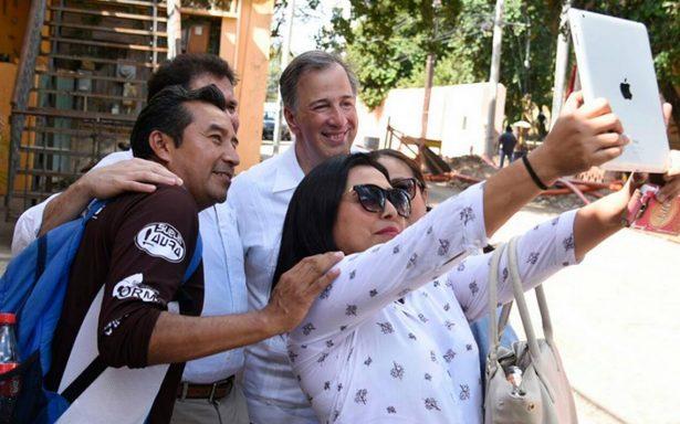 Este 2018 el primer bebé mexicano del milenio ya podrá votar y lo hará por Meade