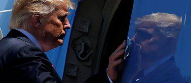 Trump: Pensaba que ser Presidente de EU sería más fácil
