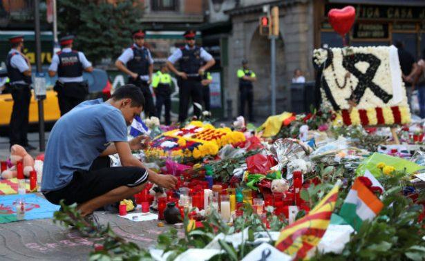 Sube a 15 la cifra de muertos por atentados terroristas en Barcelona y Cambrils