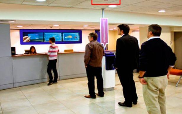 Reclamaciones en sucursales bancarias aumentan 17% en 2017