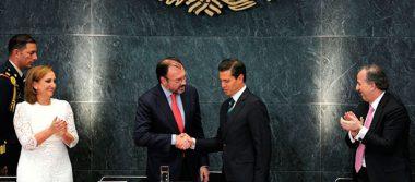 Es prioridad construir nueva etapa de diálogo con EU: Peña Nieto