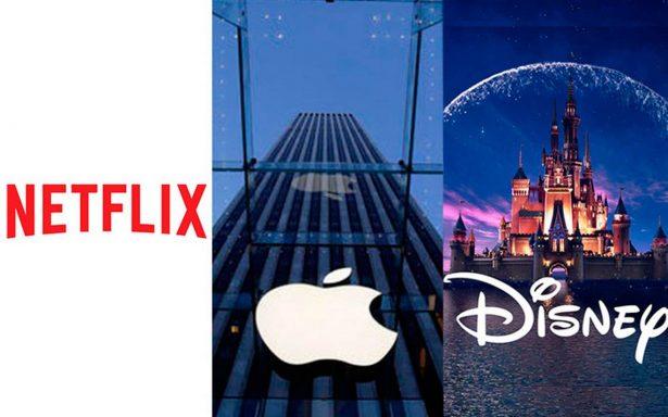 ¿Stranger Things o Mickey? Apple podría adquirir Netflix y Disney