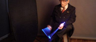 Tino Contreras añade a su jazz baquetas de luz