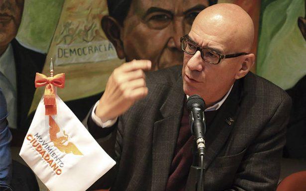 Dante Delgado llama a la civilidad política en elecciones