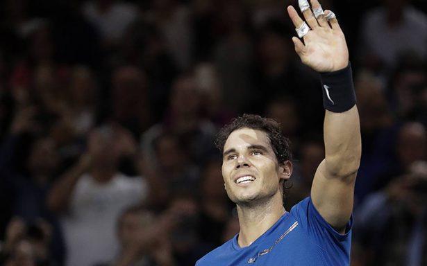 Rafael Nadal cerrará el año como número uno