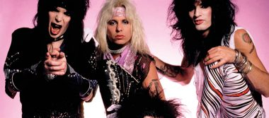 Netflix negocia película sobre Mötley Crüe